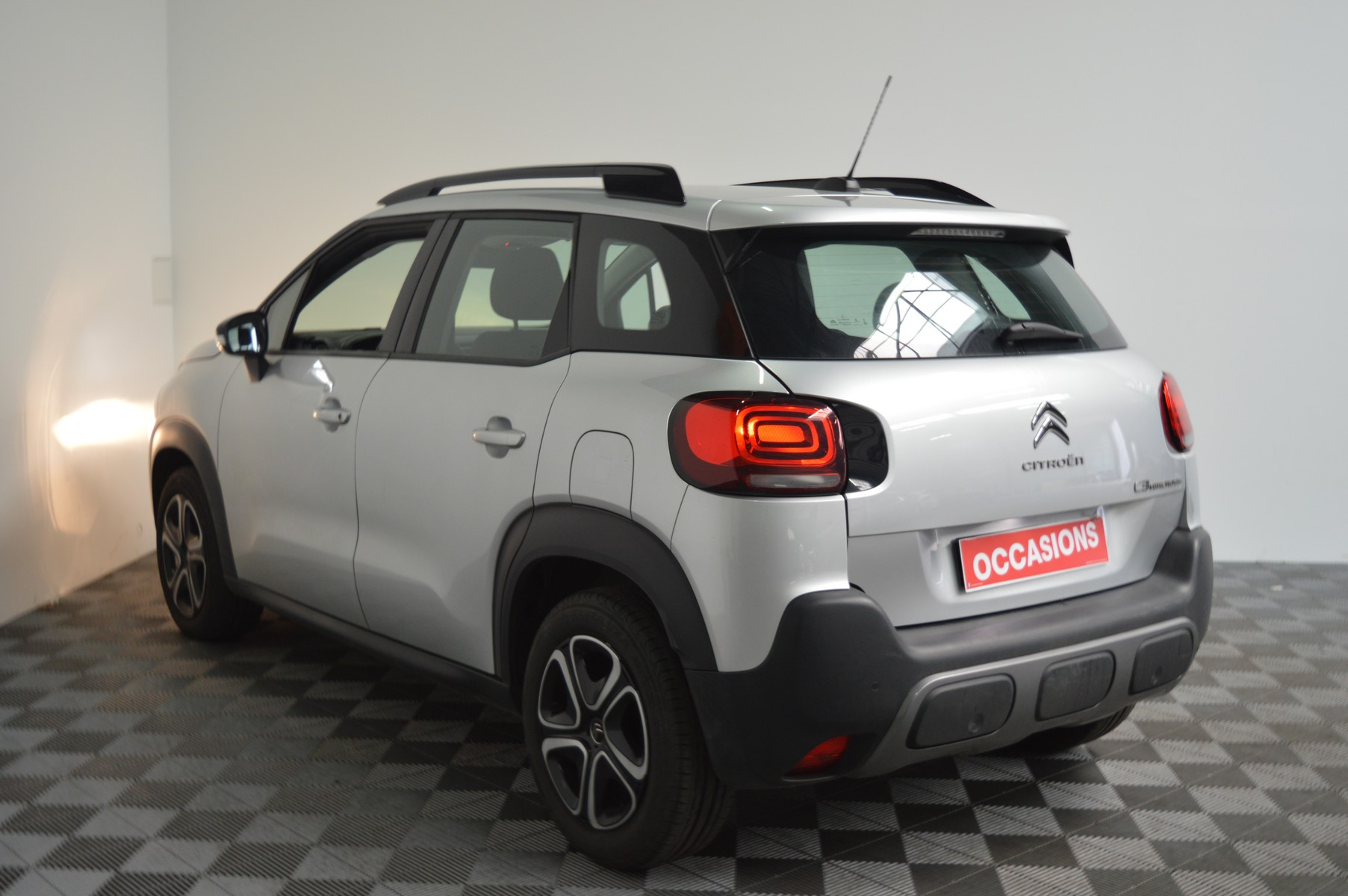 CITROEN C3 AIRCROSS 2019 - Photo n°4