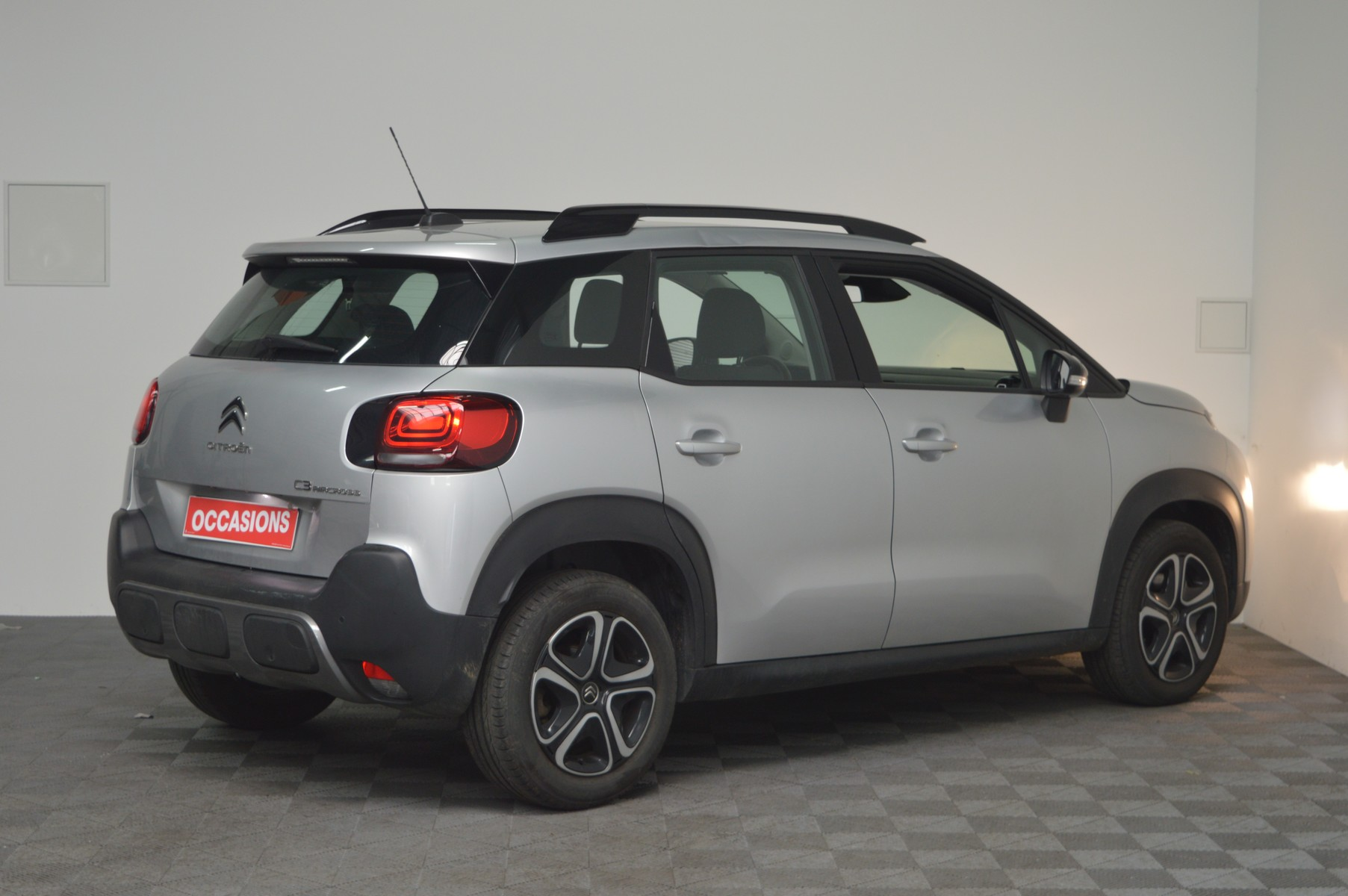 CITROEN C3 AIRCROSS 2019 - Photo n°3