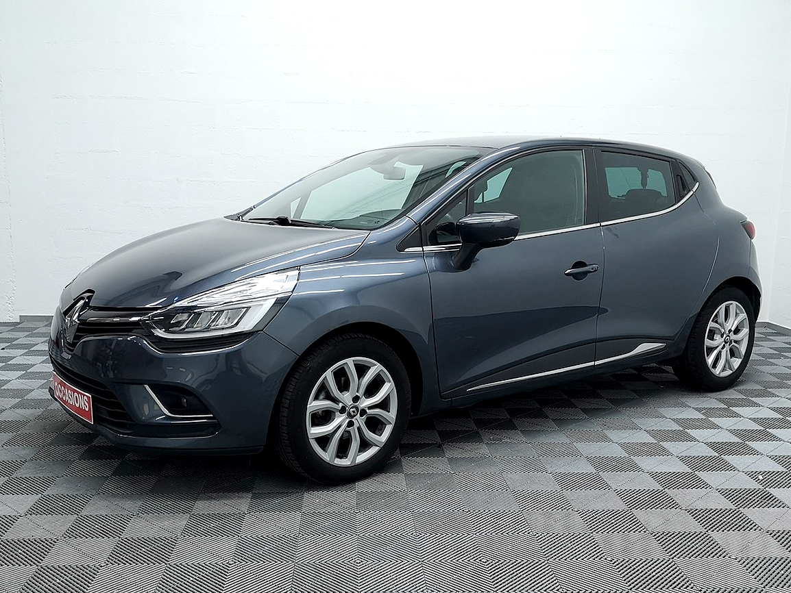 RENAULT CLIO IV TCe 120 Energy Intens d'occasion