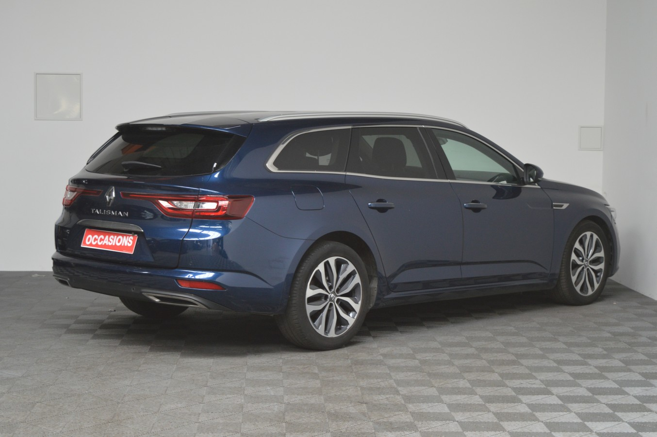 RENAULT TALISMAN ESTATE 2017 - Photo n°3