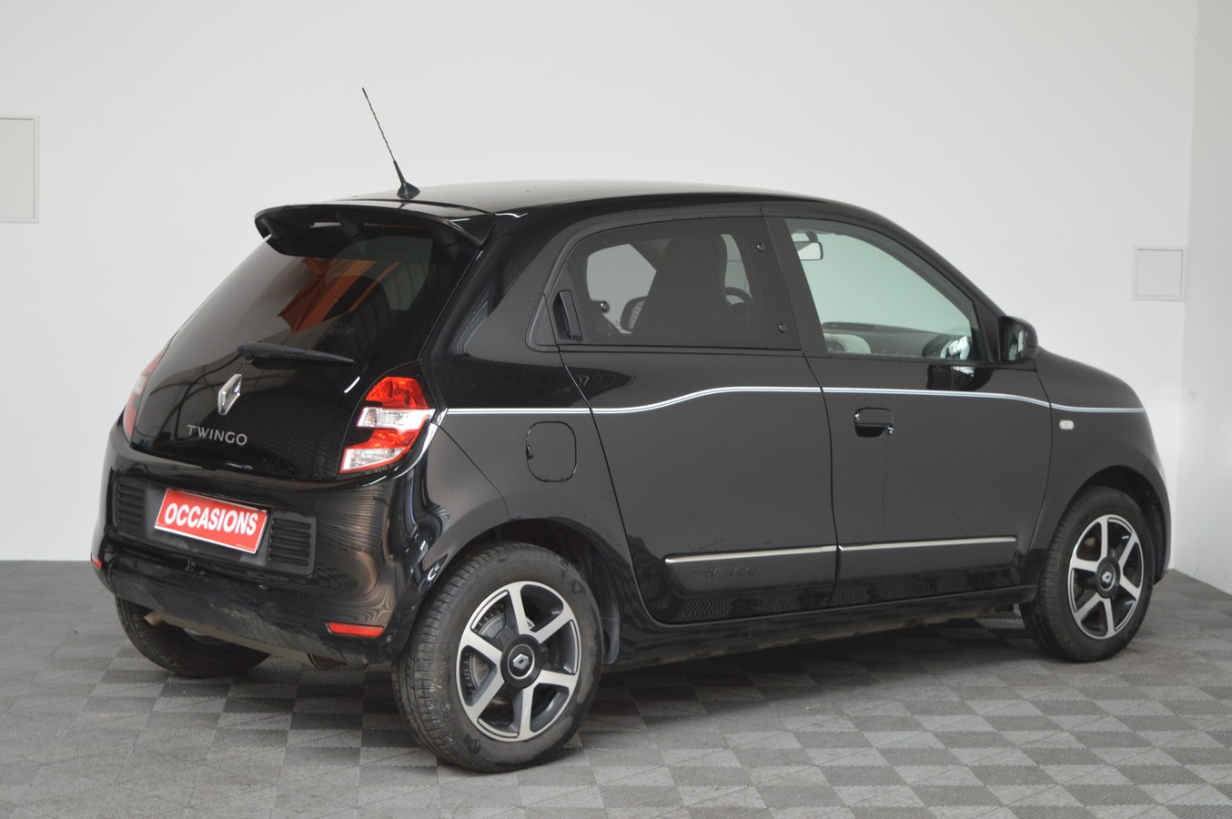 RENAULT TWINGO III 2019 à 8900 € - Photo n°3