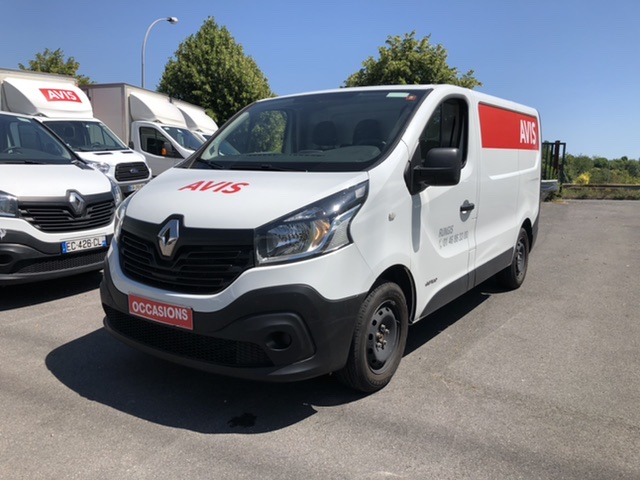 Photo du véhicule RENAULT TRAFIC III (F82) FG L1H1 1000 1.6 DCI 120CH ENERGY GRAND CONFORT