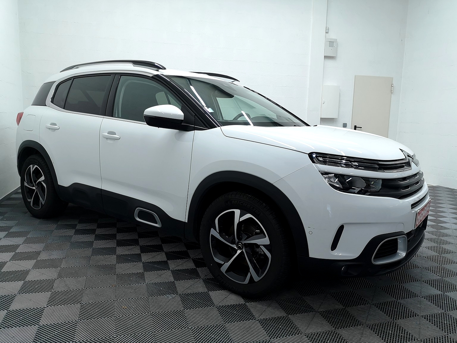 CITROEN C5 AIRCROSS 2019 - Photo n°2
