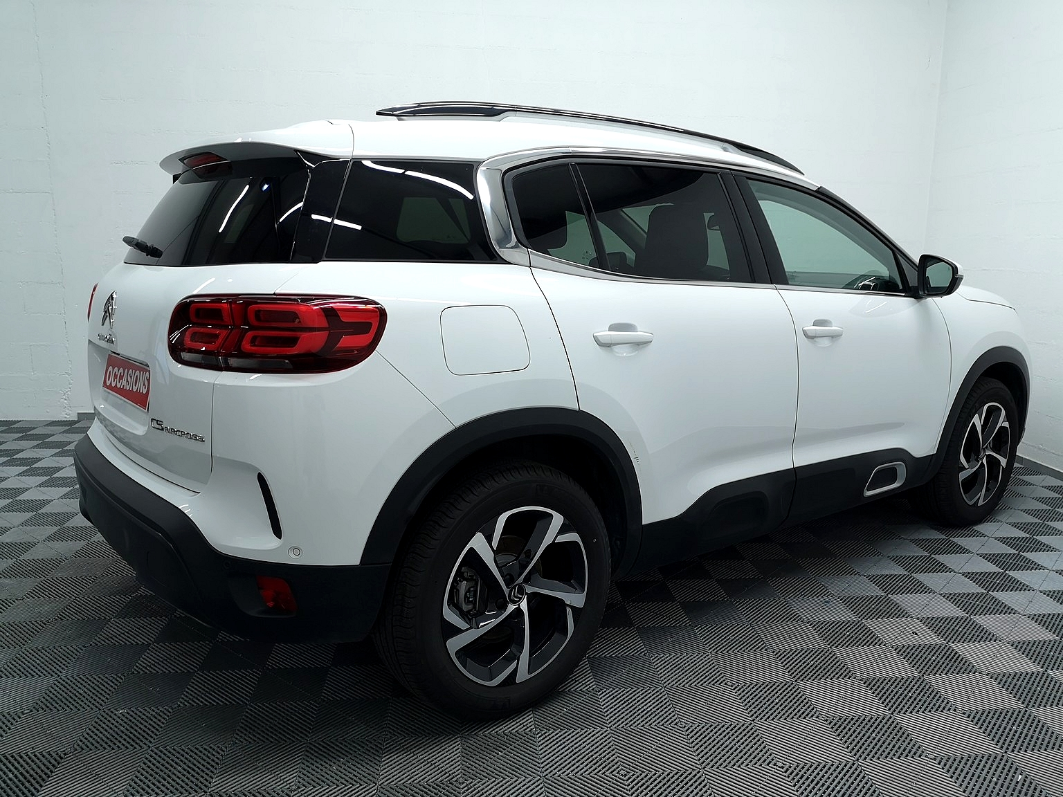 CITROEN C5 AIRCROSS 2019 - Photo n°4