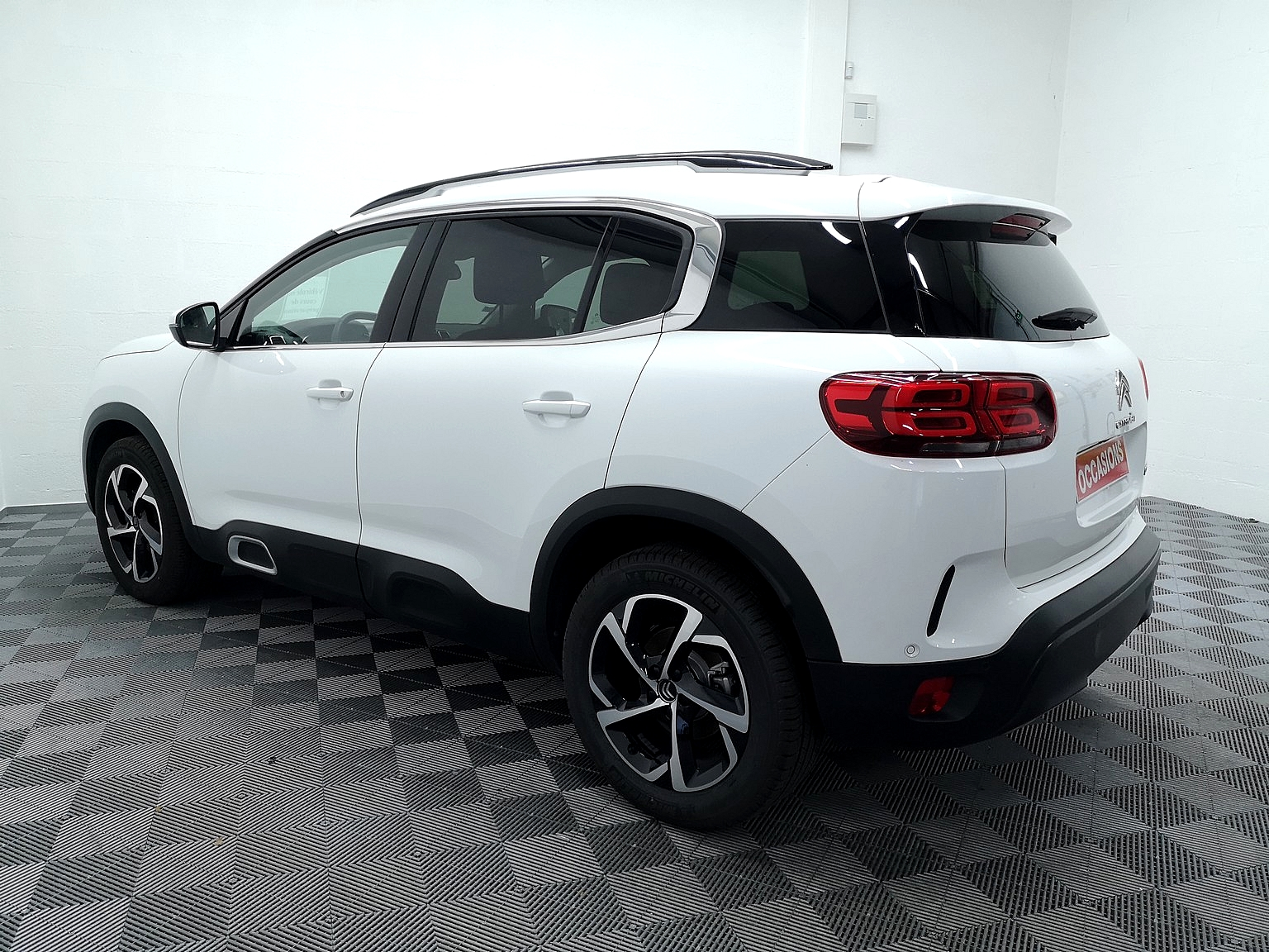 CITROEN C5 AIRCROSS 2019 - Photo n°3