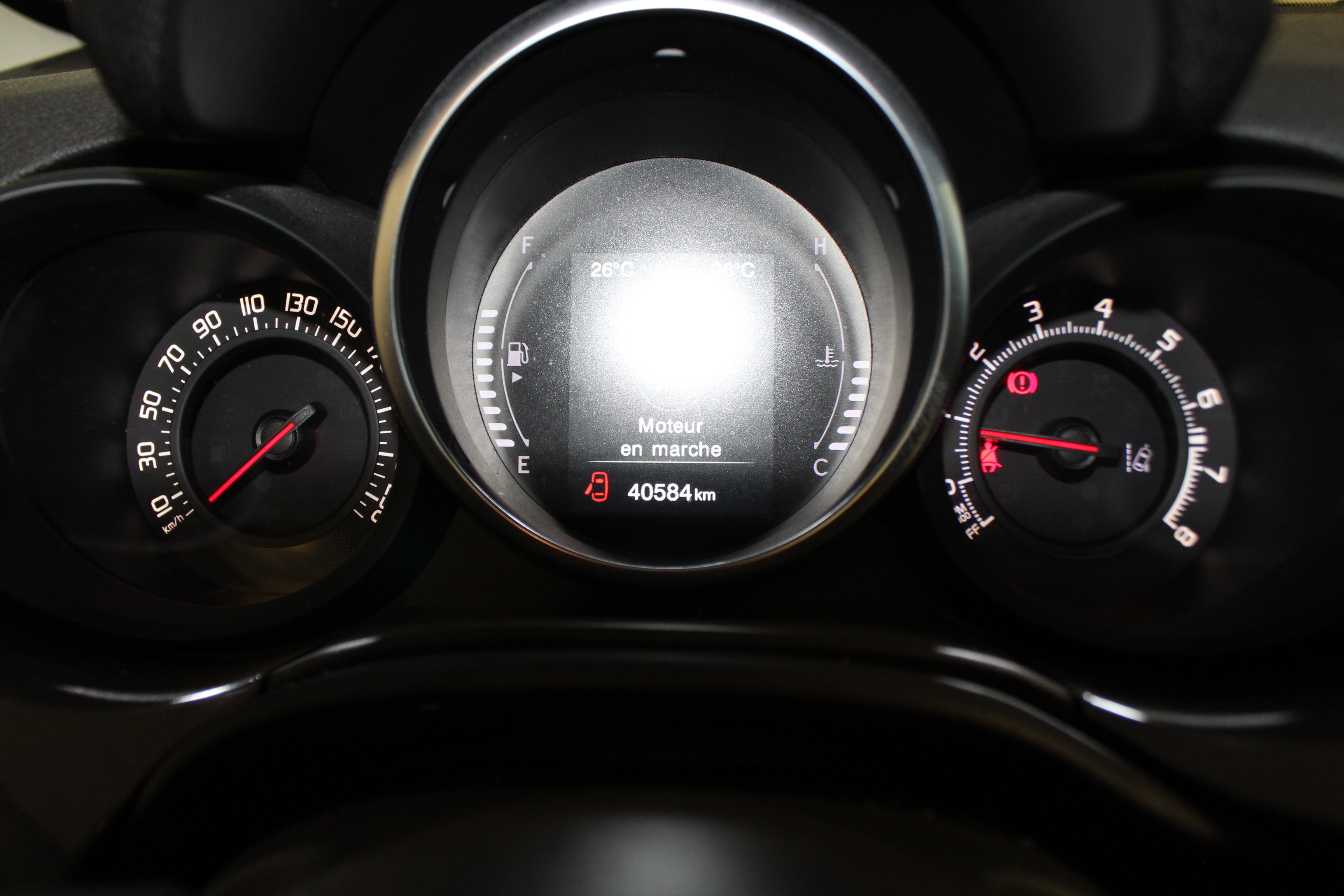 FIAT 500X MY17 2018 - Photo n°13