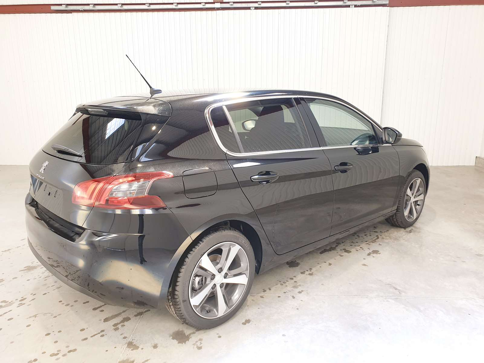 Miniature PEUGEOT 308 BlueHDi 130 S&S EAT8 Allure NEUVE