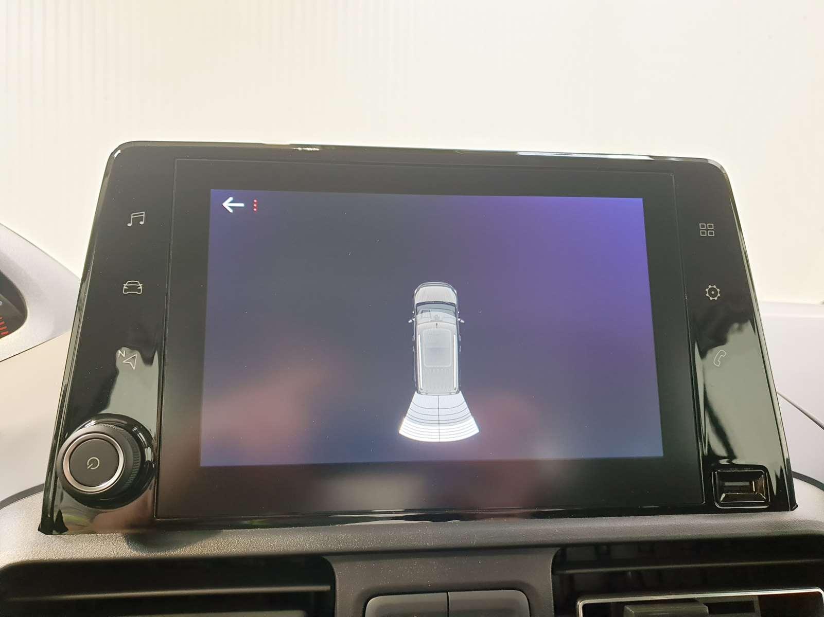 Miniature PEUGEOT RIFTER BlueHDi 130 Allure GPS 7 places