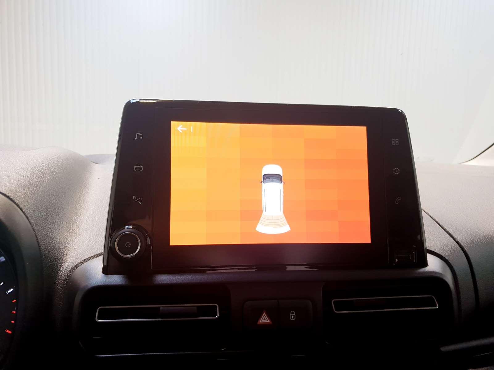 Miniature CITROEN BERLINGO Taille M BlueHDi 100 S&S FEEL GPS