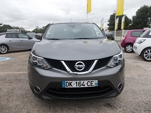 NISSAN QASHQAI - 1.6 dCi 130 Stop/Start Connect Edition