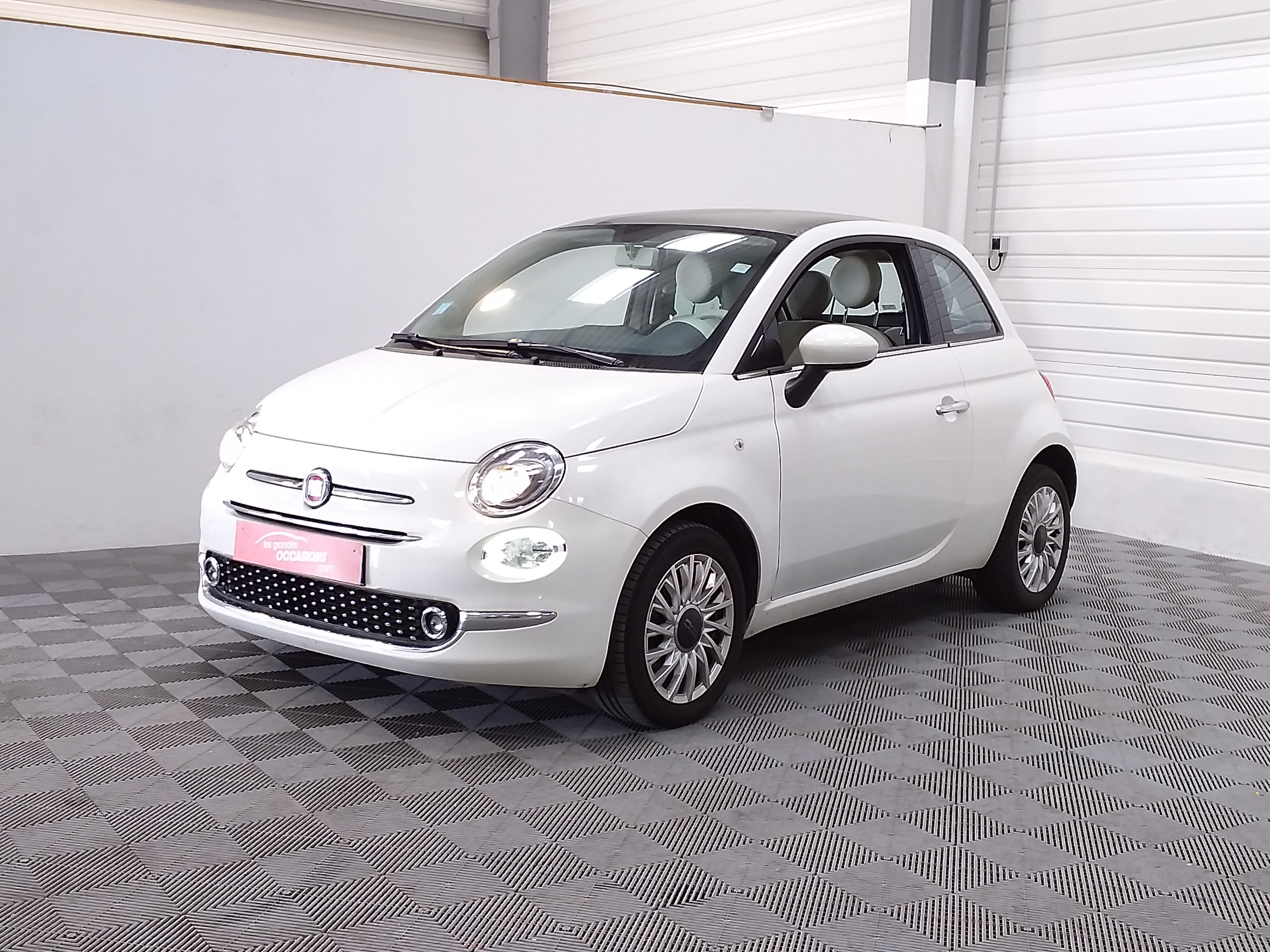 Photo du véhicule FIAT 500 SERIE 6 EURO 6D 1.2 69 ch Eco Pack Lounge