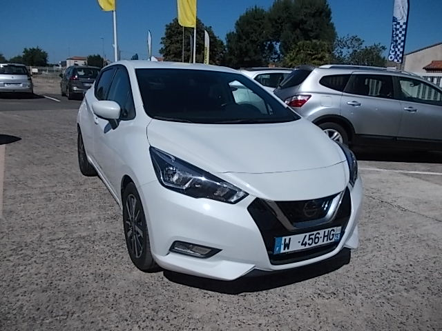 NISSAN MICRA 2017 - IG-T 90 N-Connecta