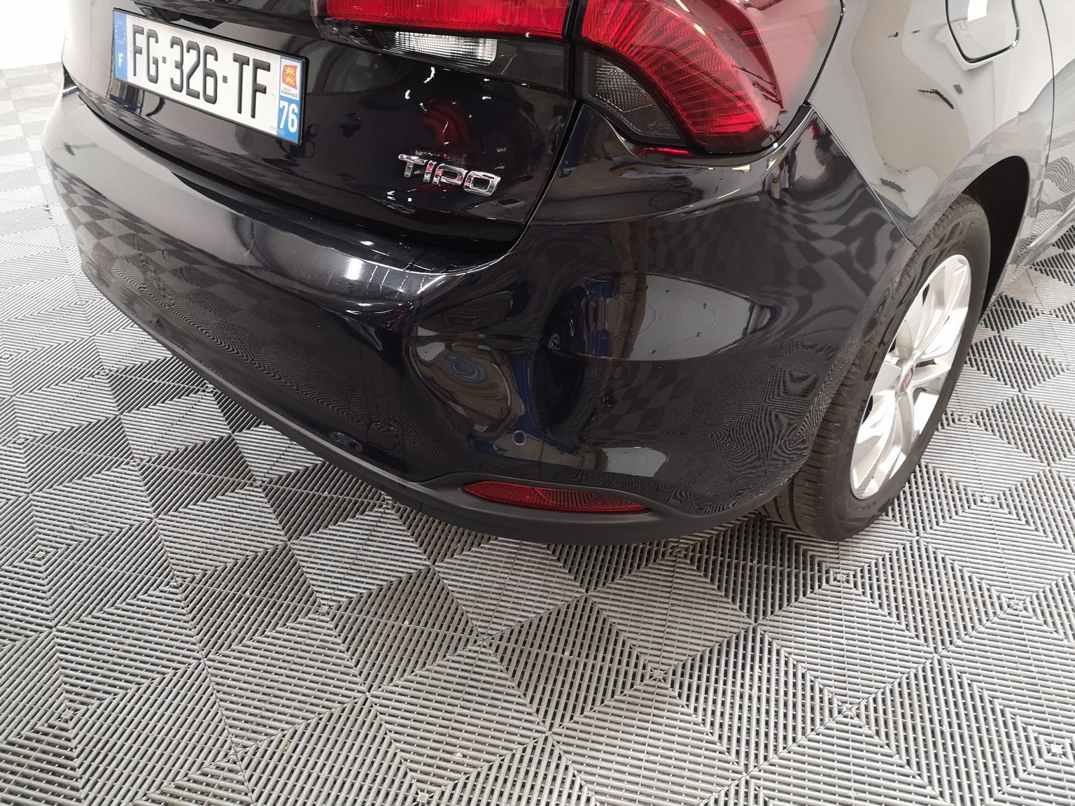 FIAT TIPO MY19 E6D 2019 - Photo n°5