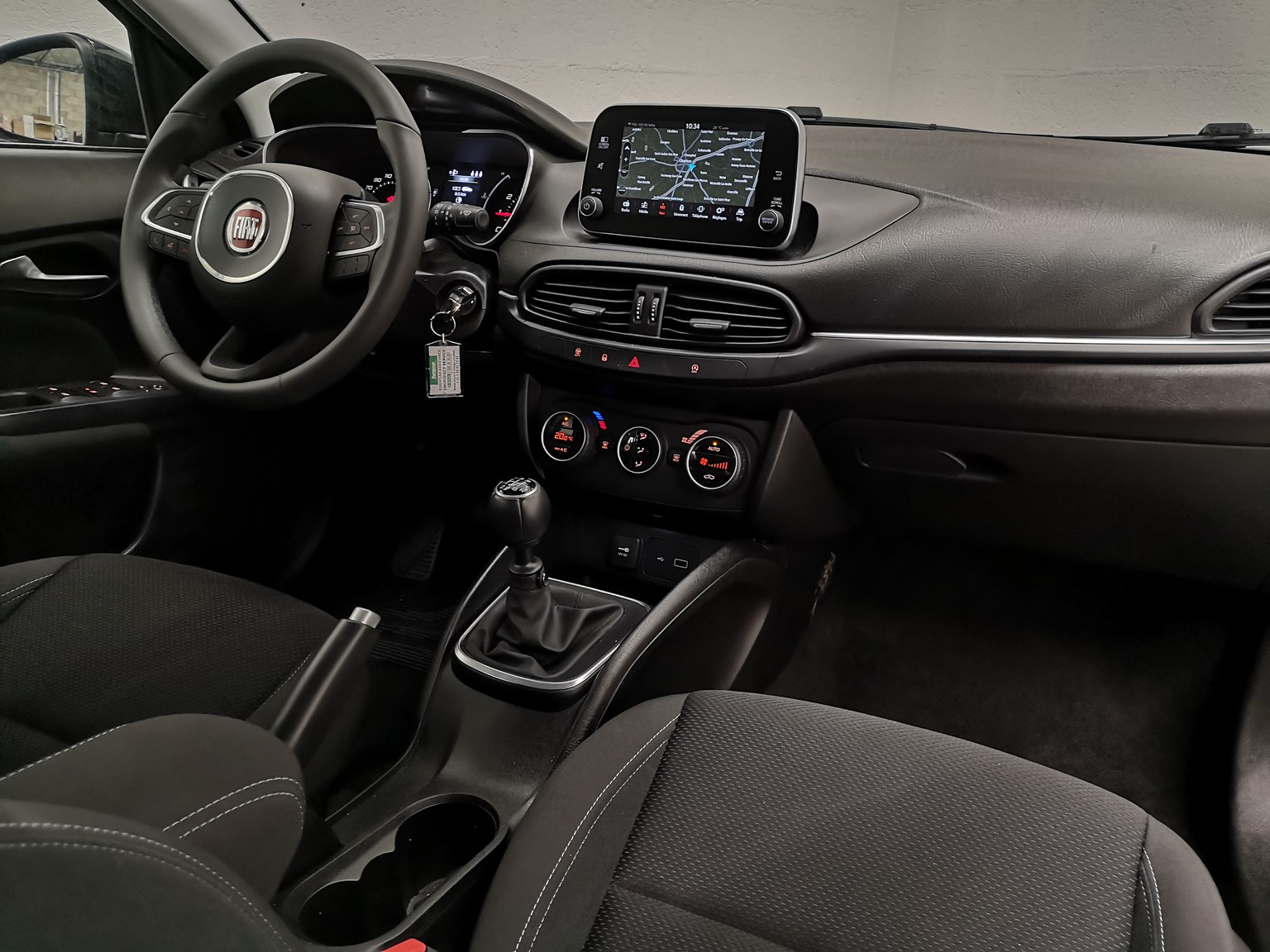FIAT TIPO MY19 E6D 2019 - Photo n°6
