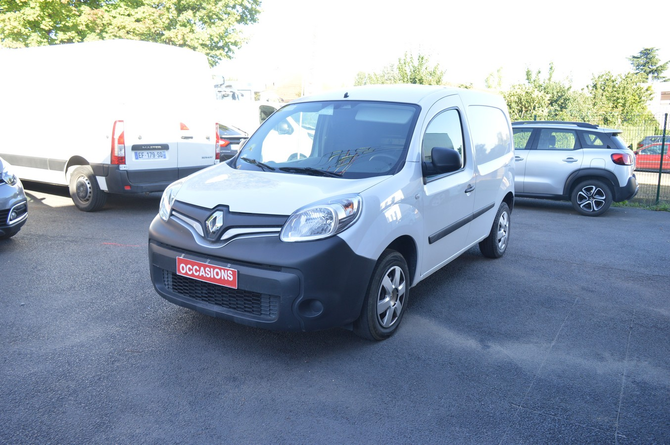 RENAULT KANGOO EXPRESS GD CONFORT ENERGY DCI 75 d'occasion
