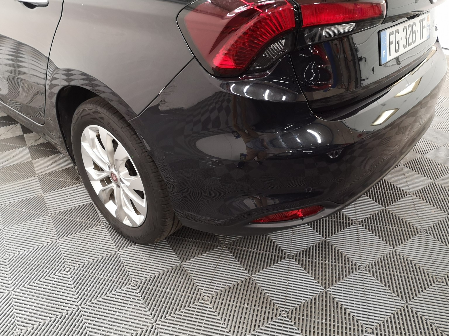 FIAT TIPO MY19 E6D 2019 - Photo n°3