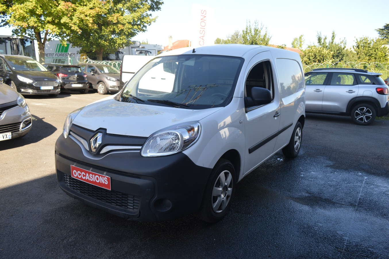 RENAULT KANGOO II EXPRESS GD CONFORT ENERGY DCI 75 d'occasion