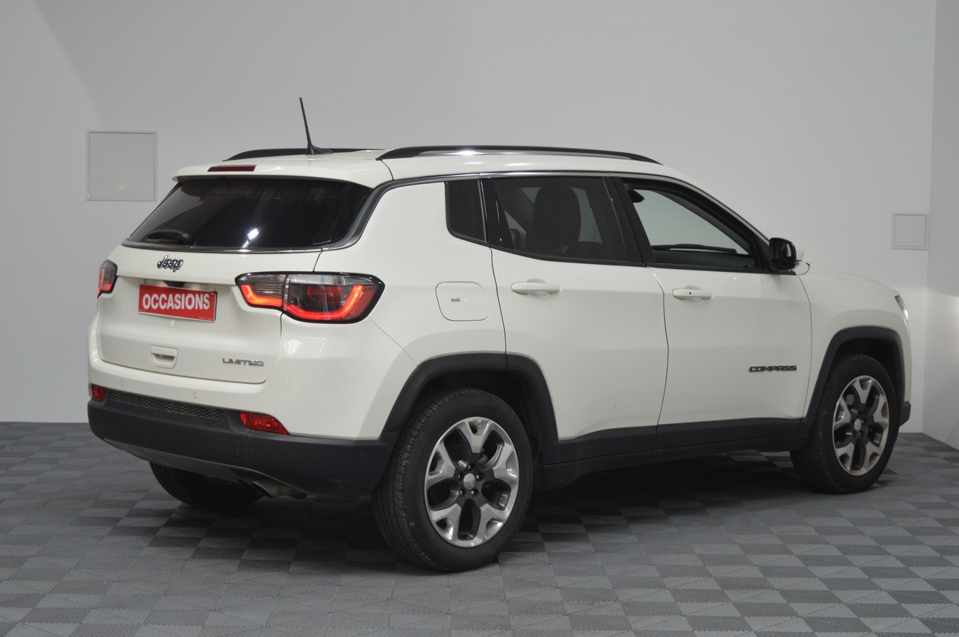 JEEP COMPASS 2019 - Photo n°3