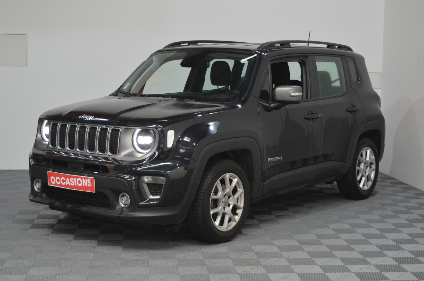JEEP RENEGADE 1.0 GSE T3 120CH LIMITED BVM6 d'occasion