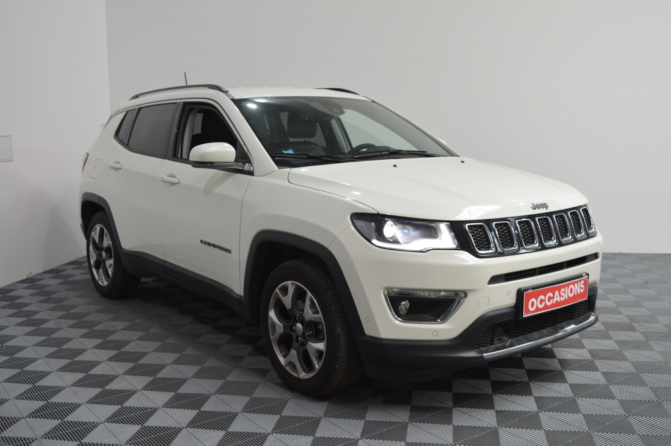 JEEP COMPASS 2019 - Photo n°2