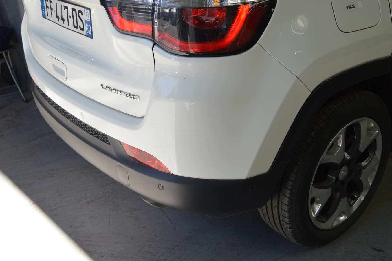 JEEP COMPASS 2019 - Photo n°4