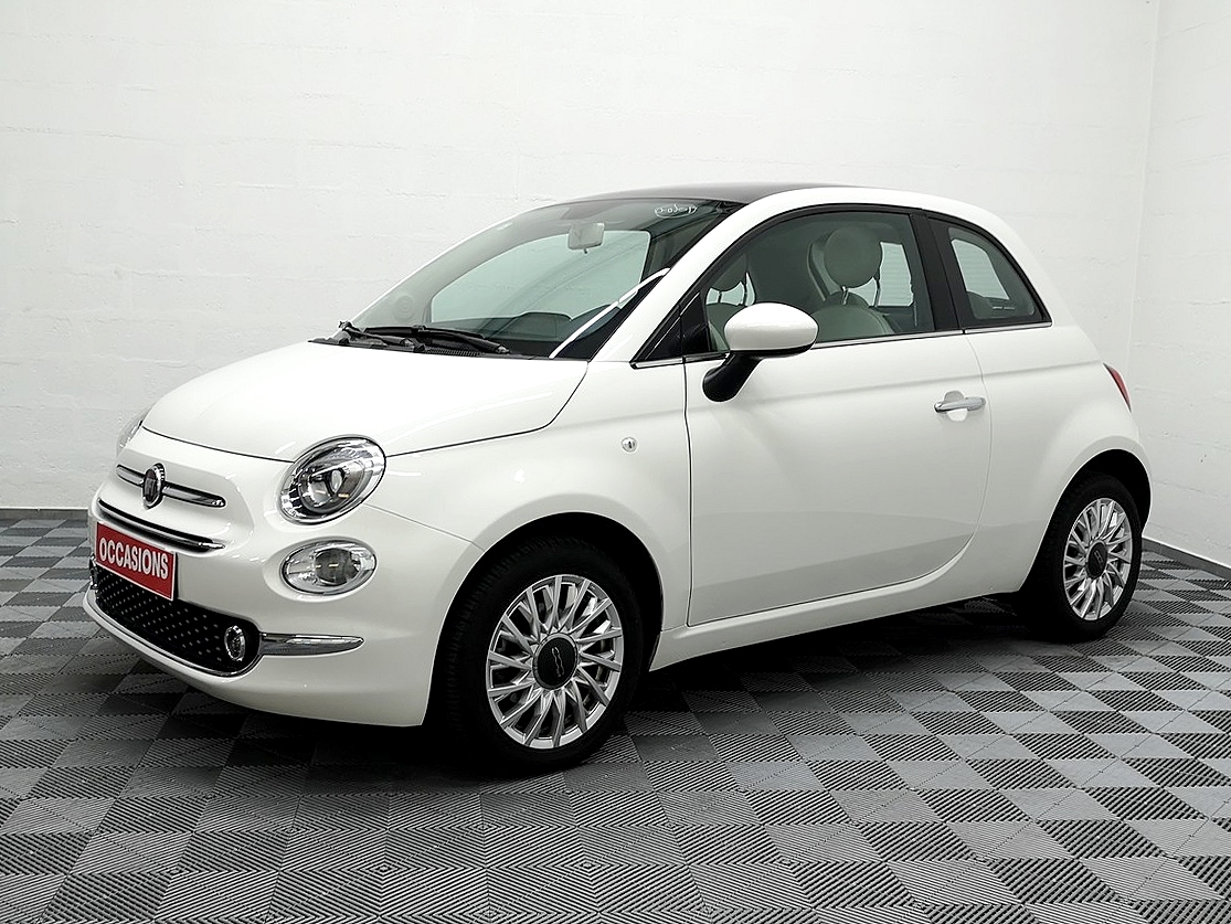 FIAT 500 SERIE 6 EURO 6D 1.2 69 ch Lounge d'occasion