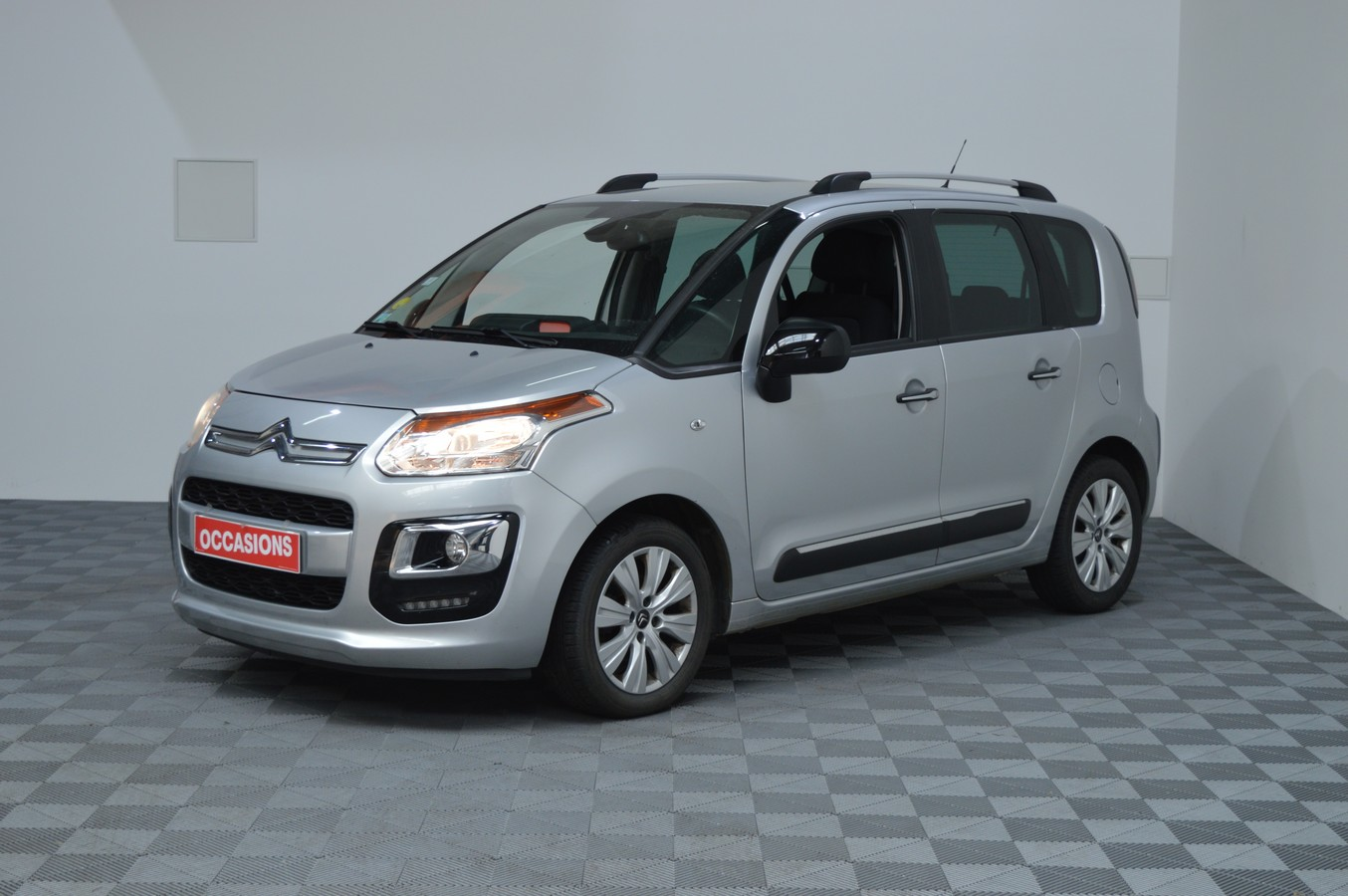 CITROEN C3 PICASSO BlueHDi 100 Exclusive d'occasion