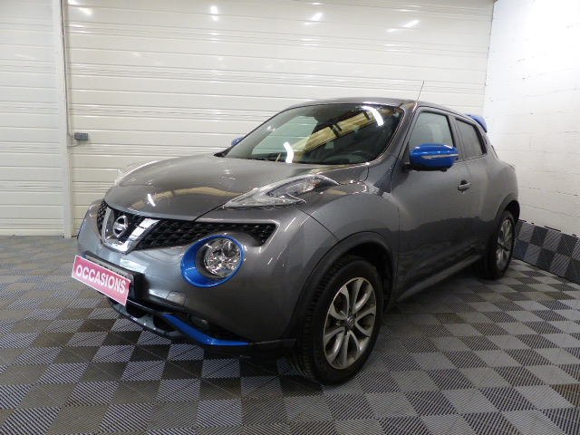 NISSAN JUKE 1.5 dCi 110 FAP Start/Stop System Connect Edition d'occasion