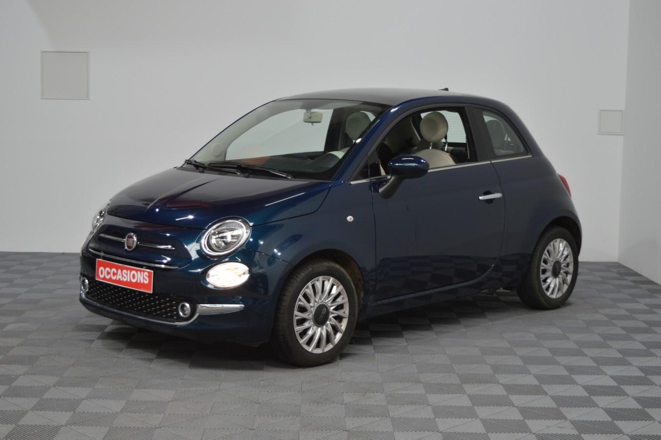 FIAT 500 SERIE 6 EURO 6D LOUNGE 1.2 69CH d'occasion