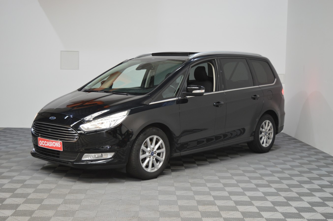 FORD GALAXY III TITANIUM TDCI 150 PS d'occasion