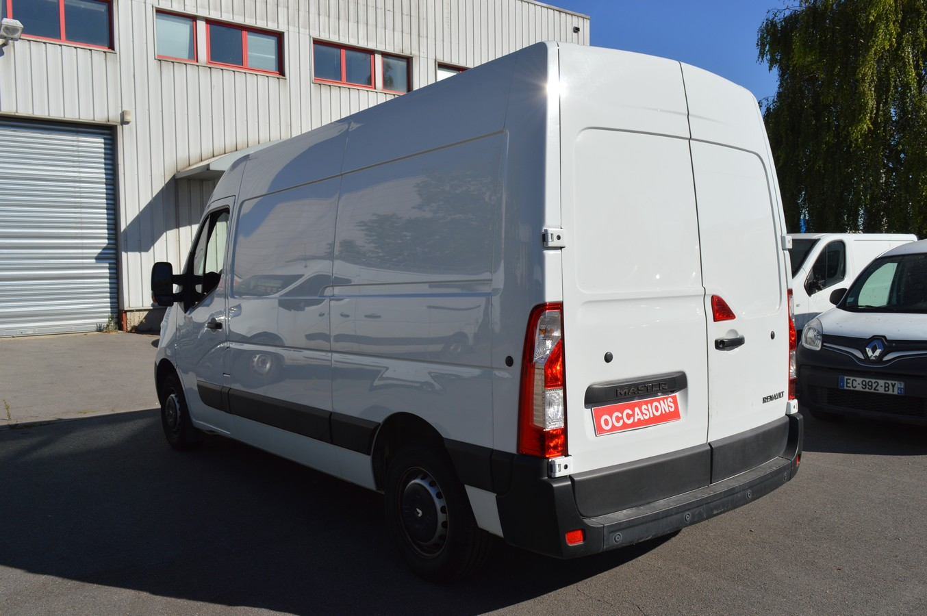 RENAULT MASTER FOURGON 2017 - Photo n°3