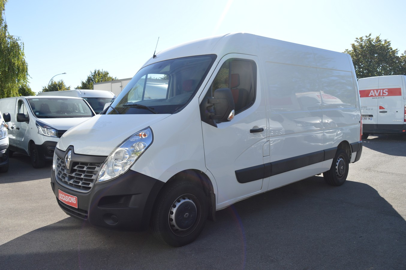 RENAULT MASTER FOURGON 2017 - Photo n°1