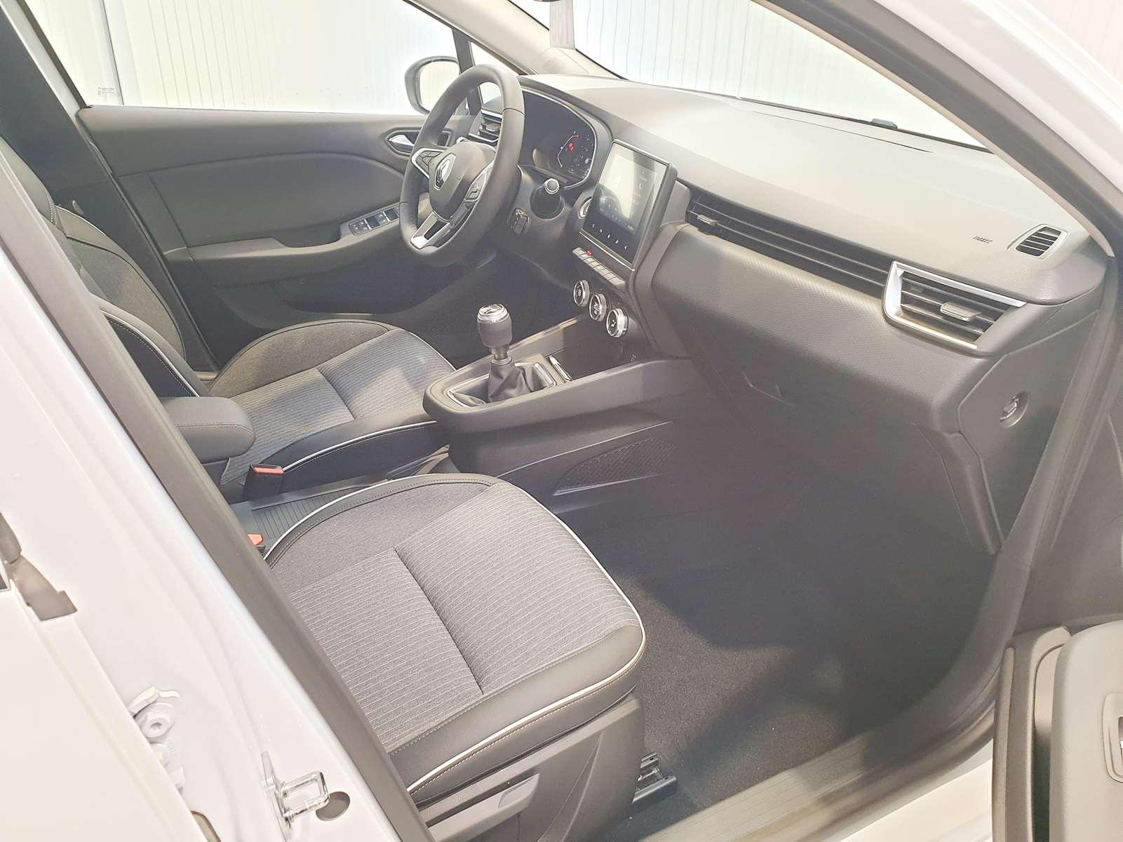 Miniature RENAULT CLIO V Blue dCi 115 Intens CAMERA