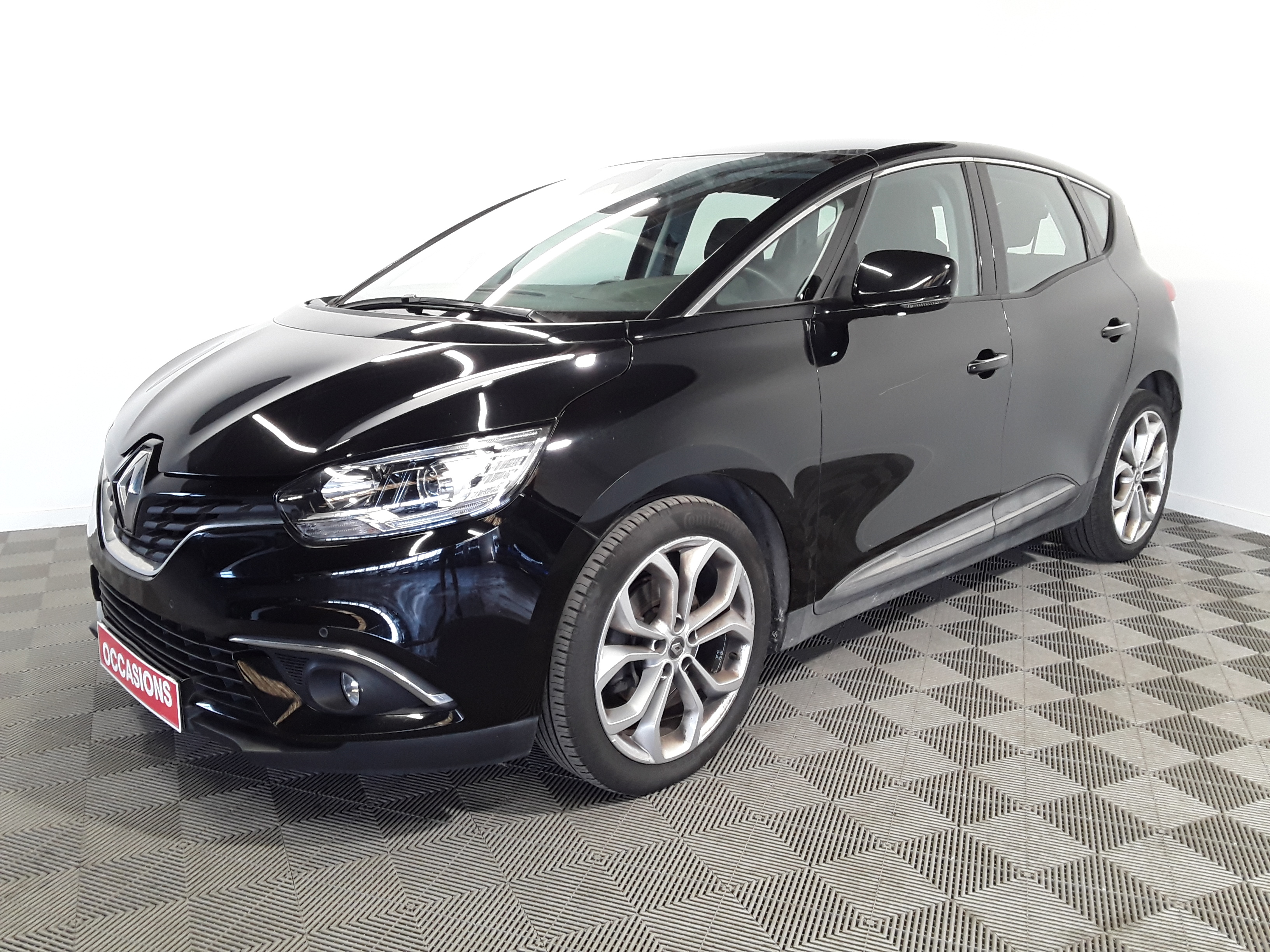 RENAULT SCENIC IV dCi 110 Energy EDC Business d'occasion