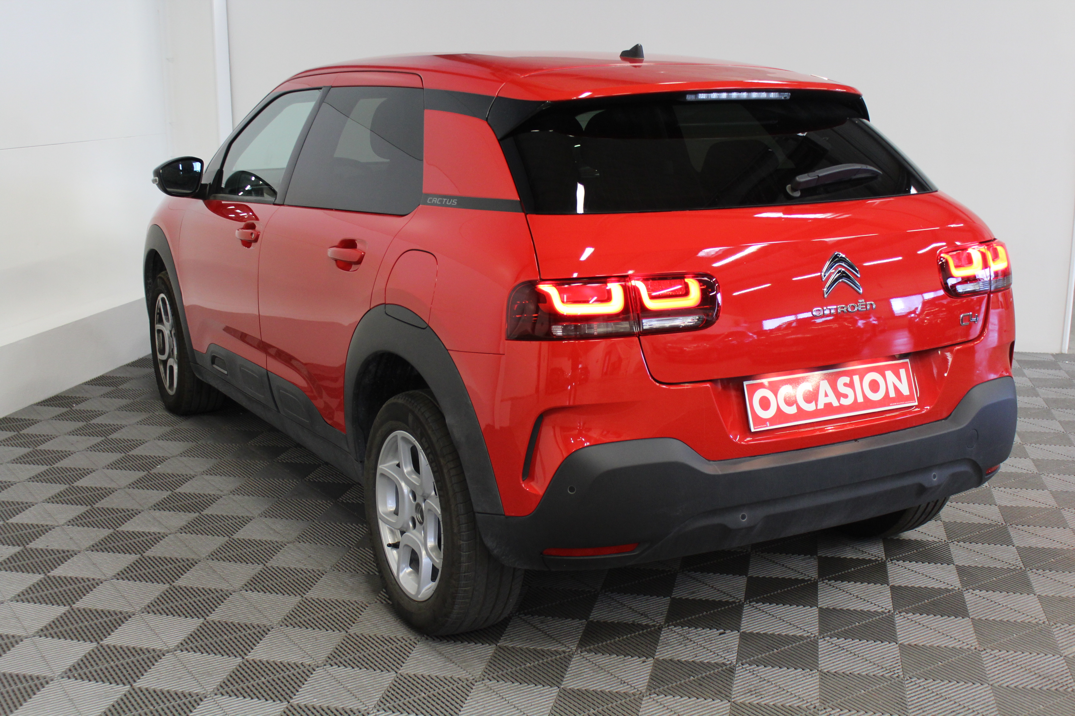 CITROEN C4 CACTUS 2020 - Photo n°5