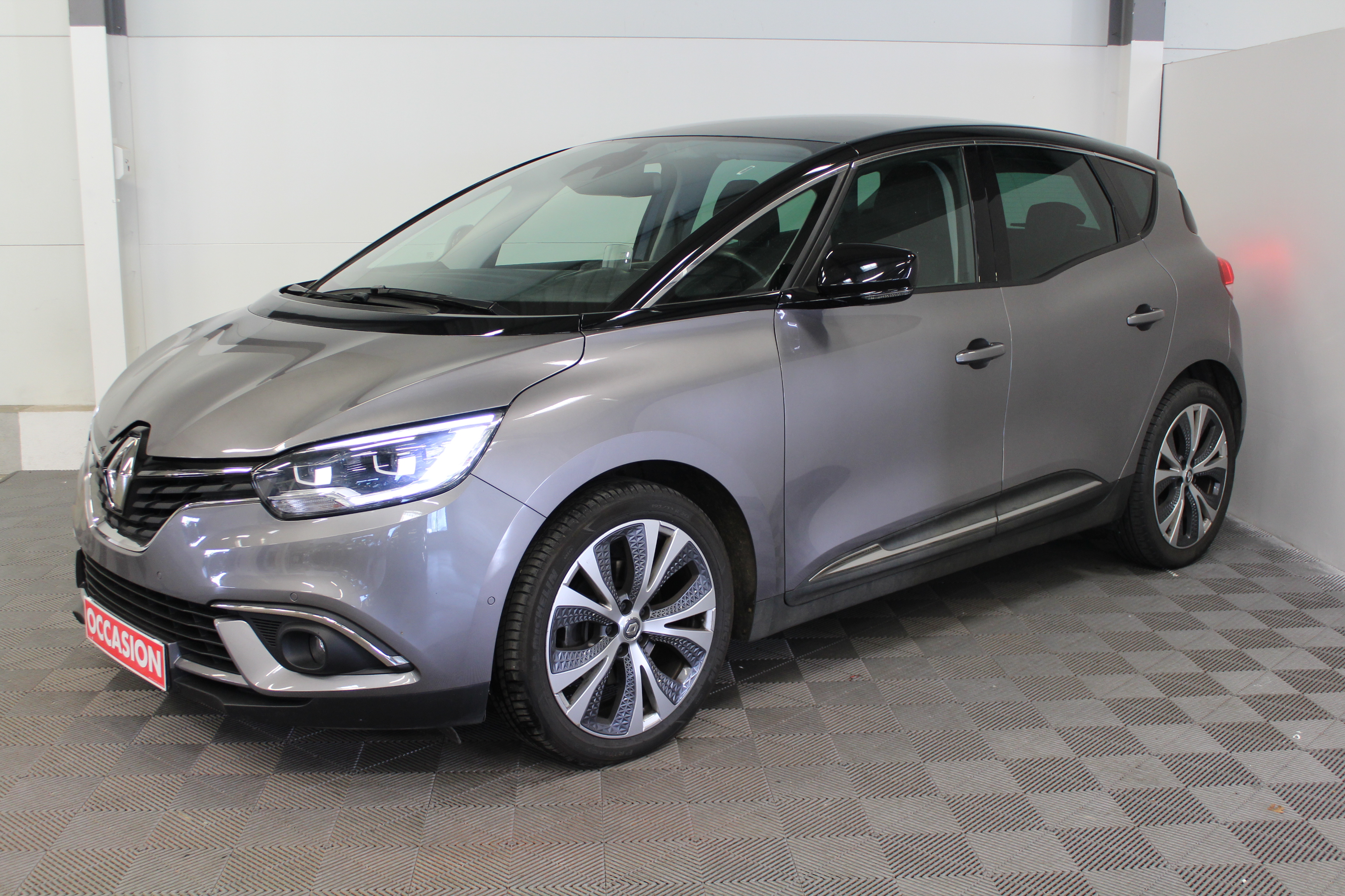 RENAULT SCENIC IV dCi 110 Energy EDC Intens d'occasion