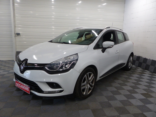 RENAULT CLIO IV ESTATE BUSINESS DCI 90 ENERGY ECO2 82G BUSINESS d'occasion
