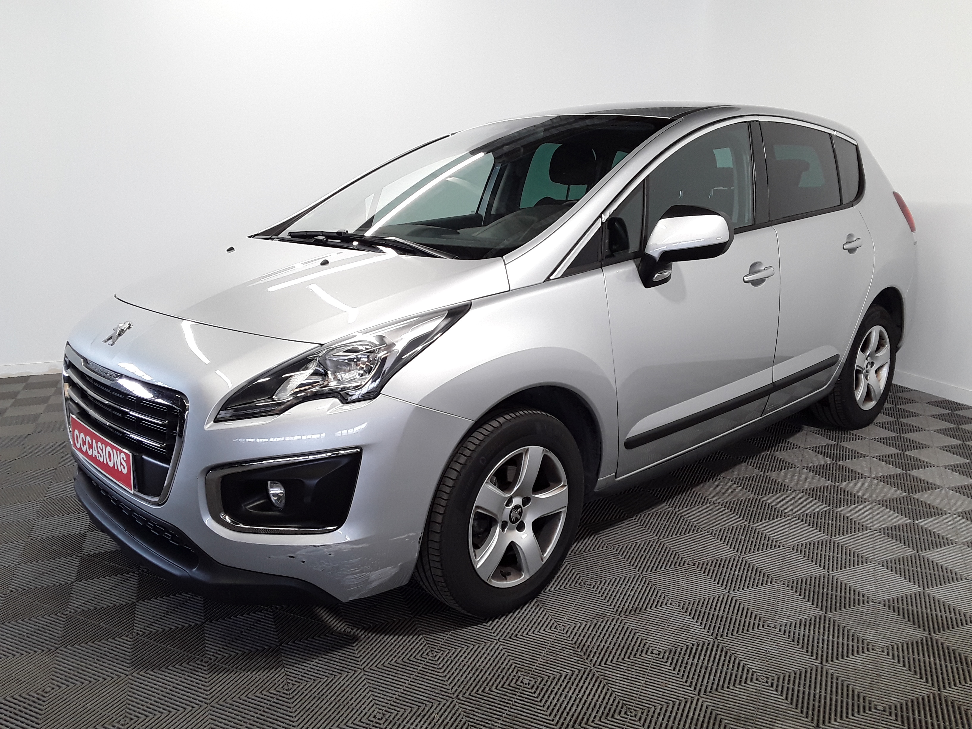 PEUGEOT 3008 BUSINESS 1.6 BlueHDi 120ch S&S EAT6 Active Business d'occasion