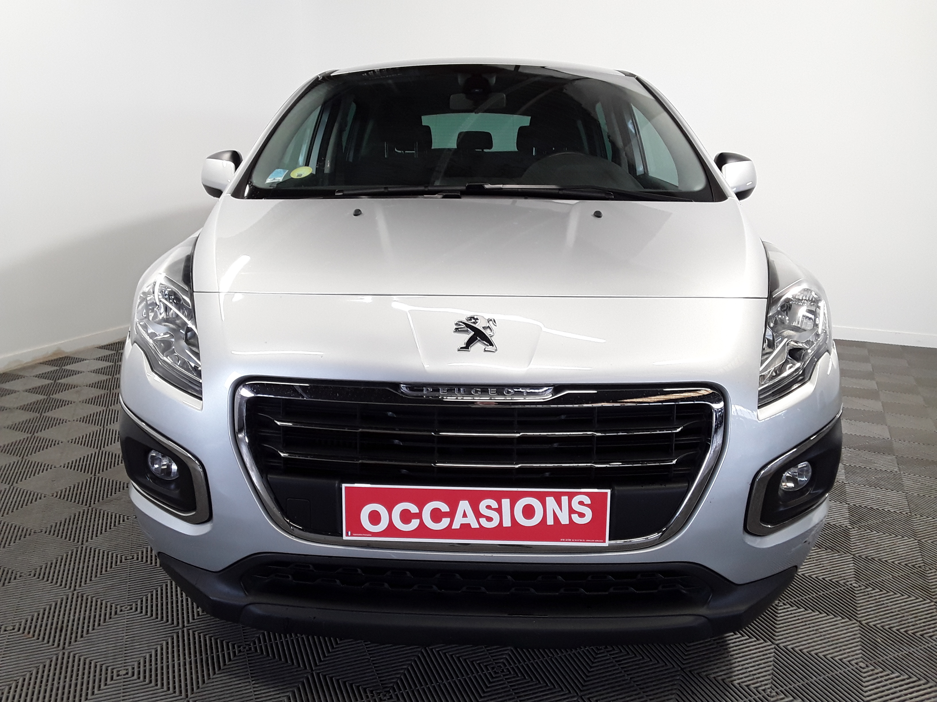 PEUGEOT 3008 BUSINESS 2016 - Photo n°2