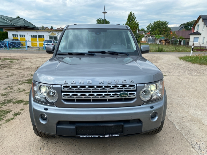 LAND ROVER - DISCOVERY 4- TDV6 3.0L HSE 7 PLACES