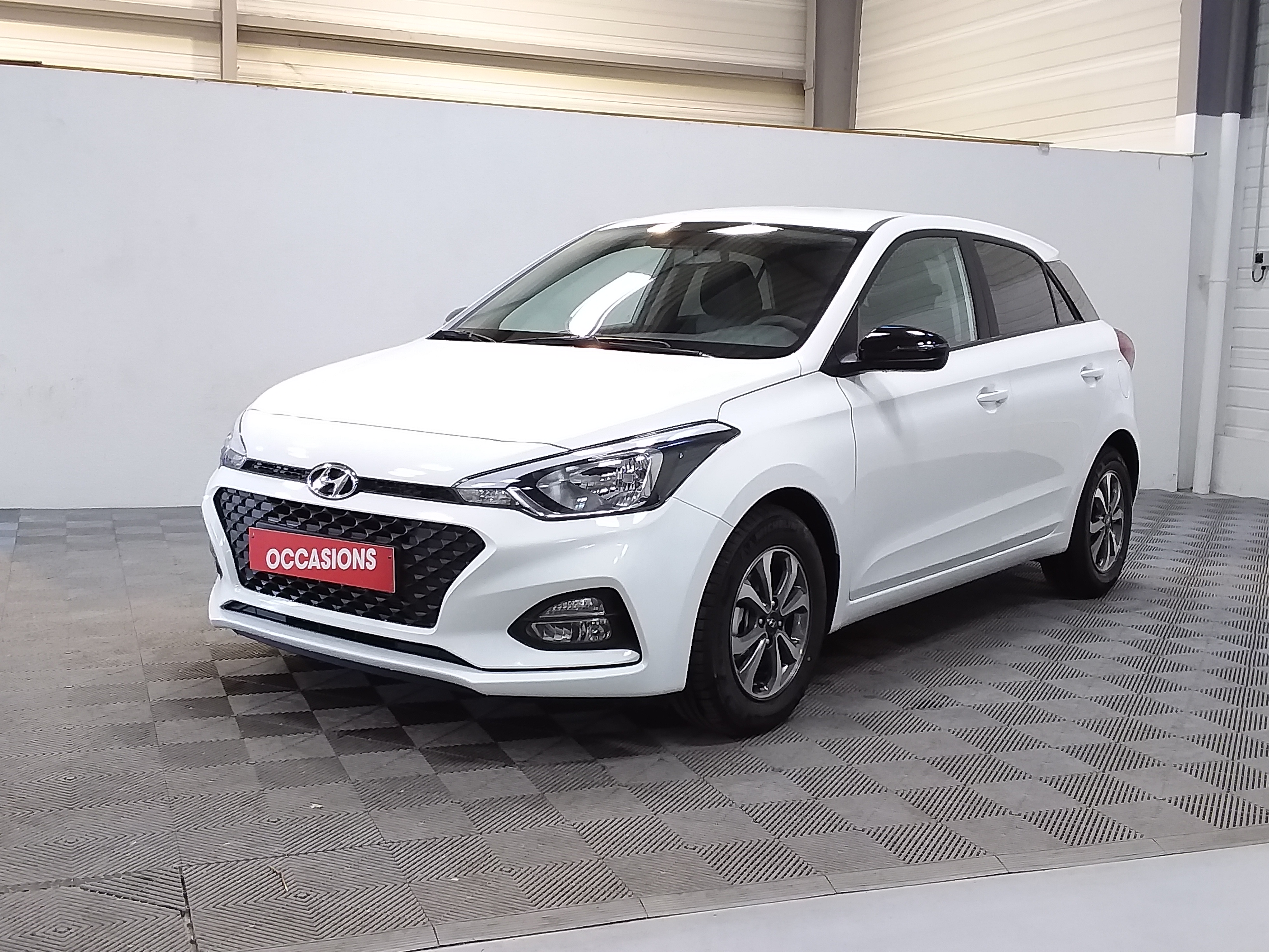 Photo du véhicule HYUNDAI i20 MPI 1.2 85CV Intuitive