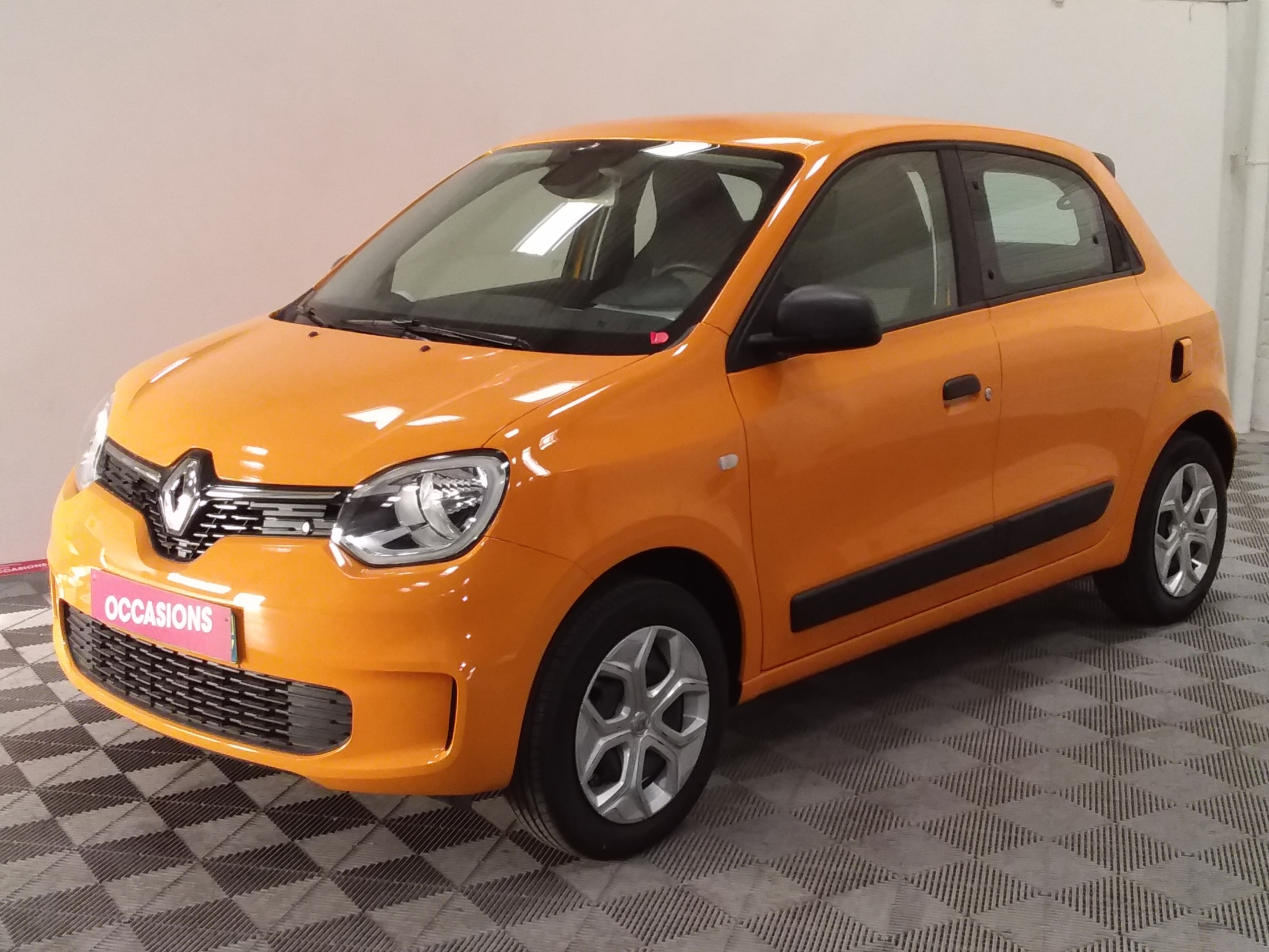 RENAULT TWINGO III SCe 65 Life d'occasion