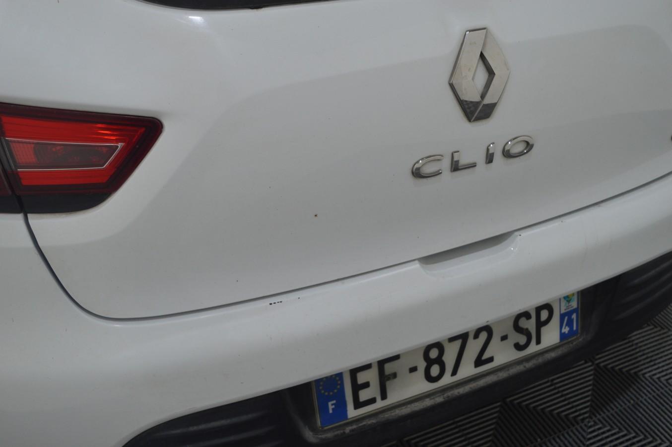 RENAULT CLIO IV SOCIETE 2016 - Photo n°9