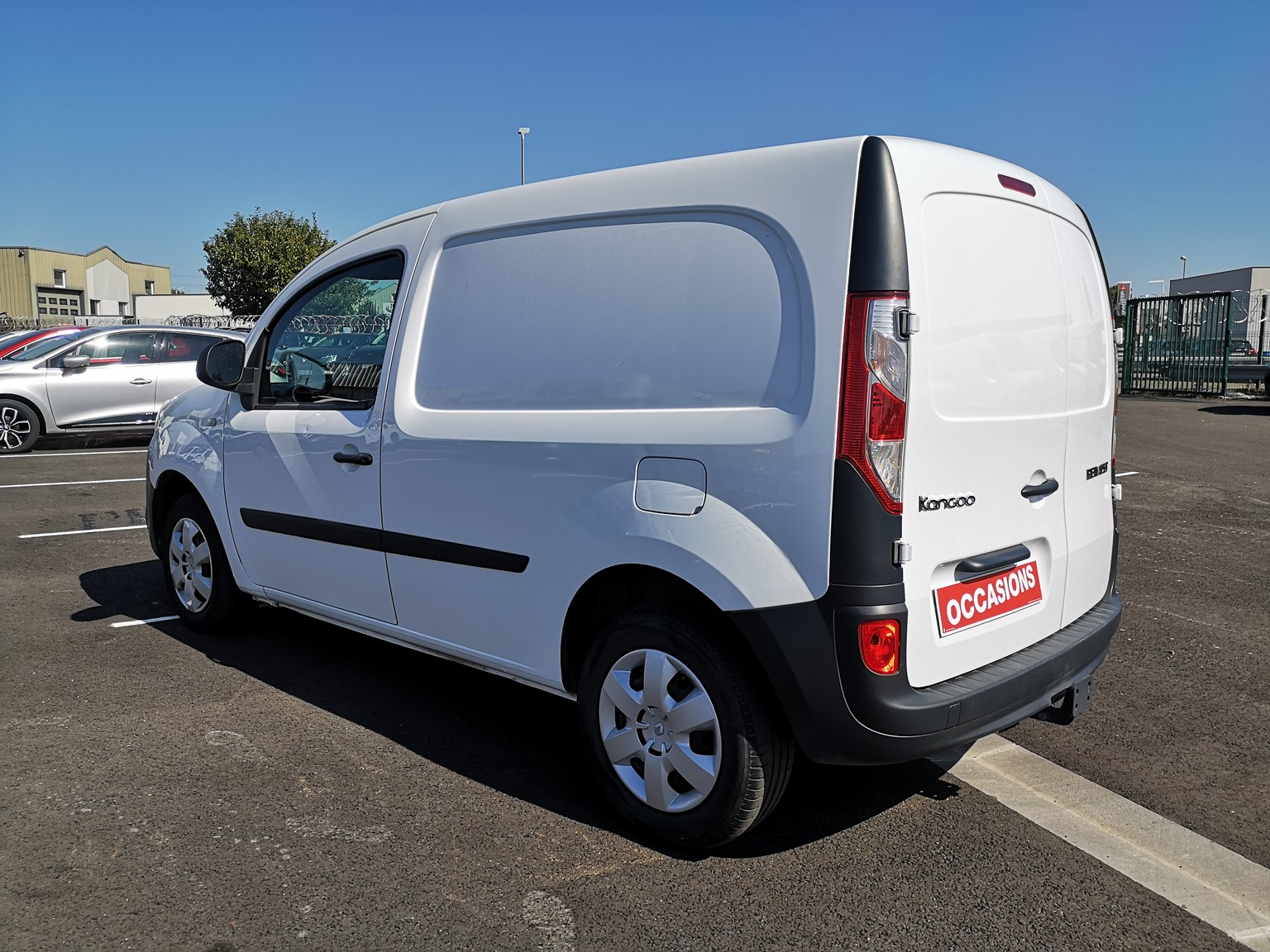 RENAULT KANGOO EXPRESS 2017 - Photo n°3