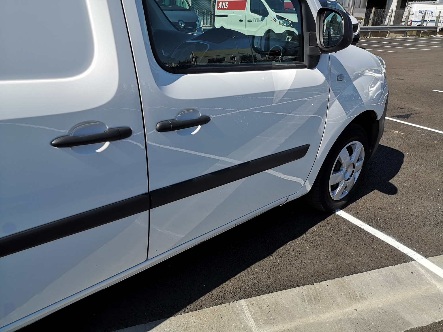 RENAULT KANGOO EXPRESS 2017 - Photo n°8