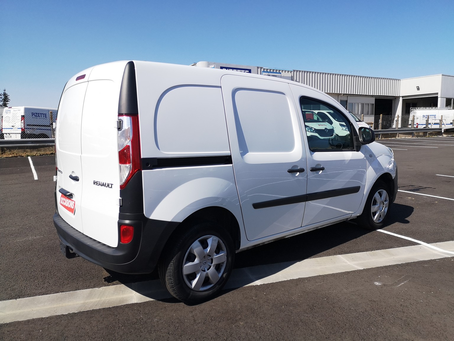 RENAULT KANGOO EXPRESS 2017 - Photo n°4