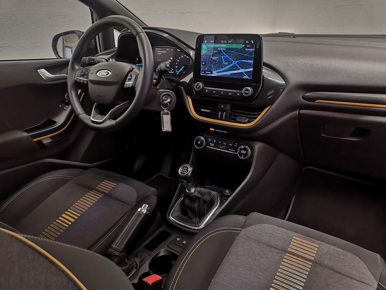 FORD FIESTA ACTIVE 2018 - Photo n°6