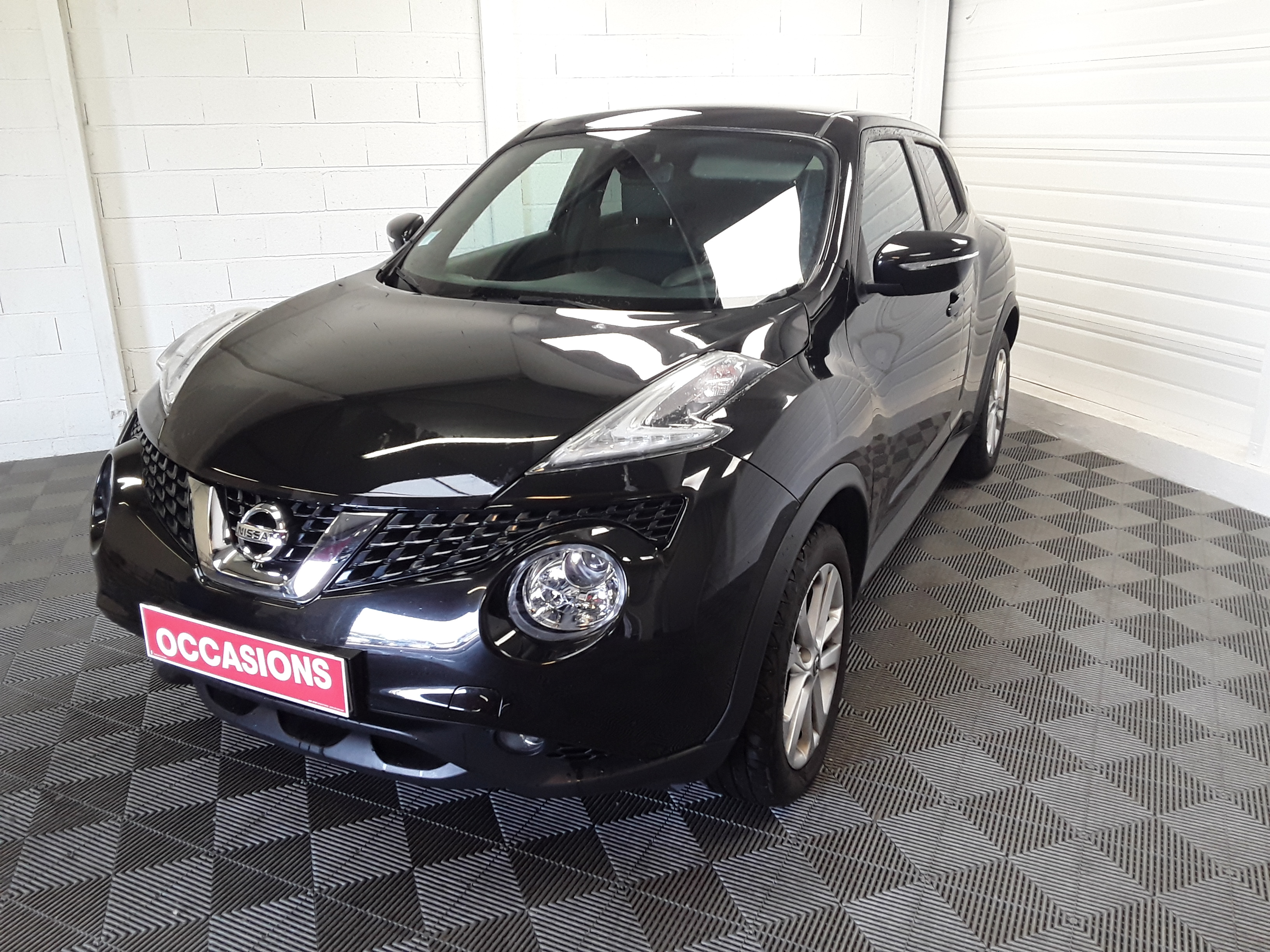 NISSAN JUKE DIG-T 115 N-CONNECTA d'occasion