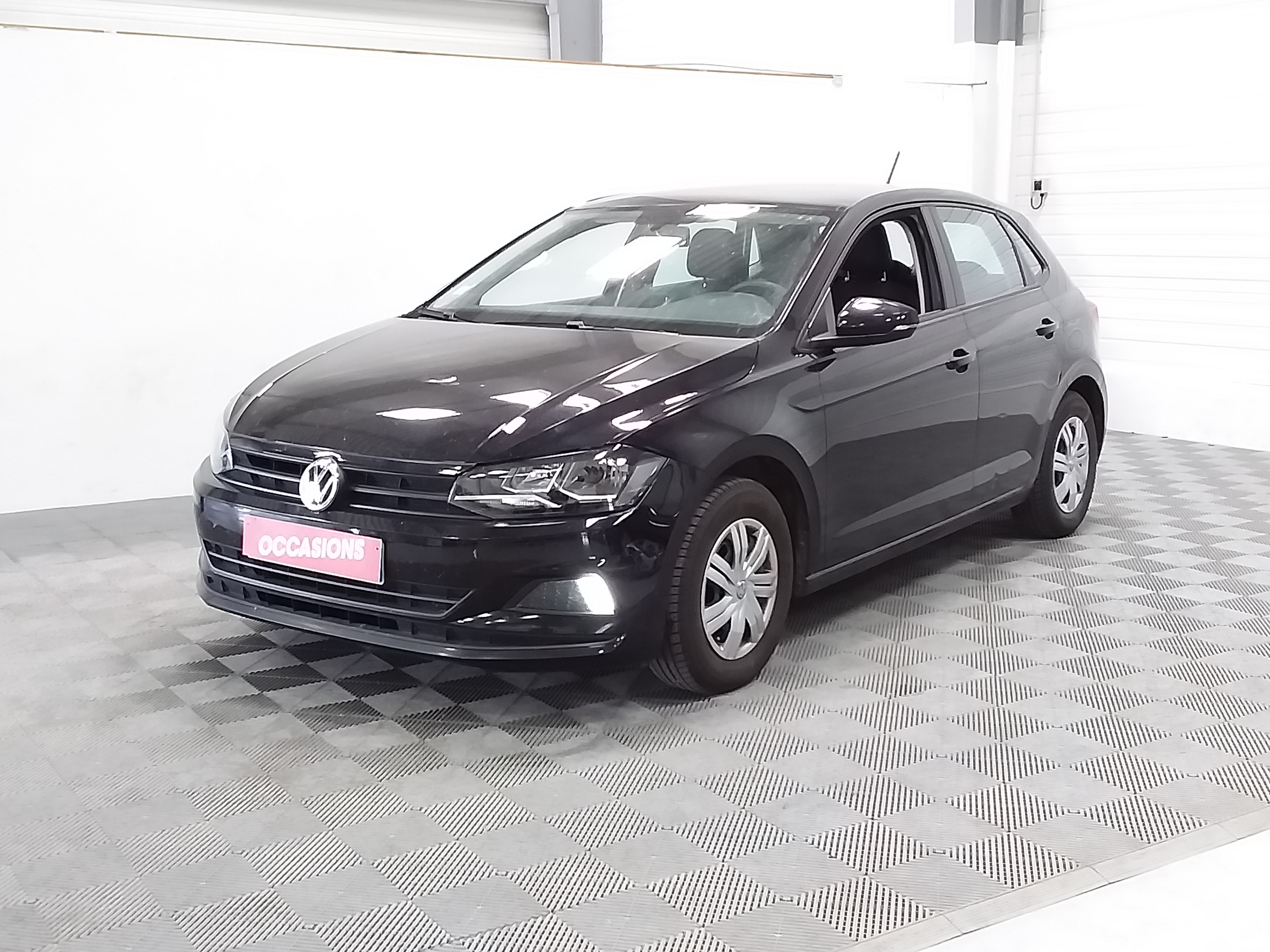 VOLKSWAGEN POLO Edition 1.0  75CV 5P d'occasion