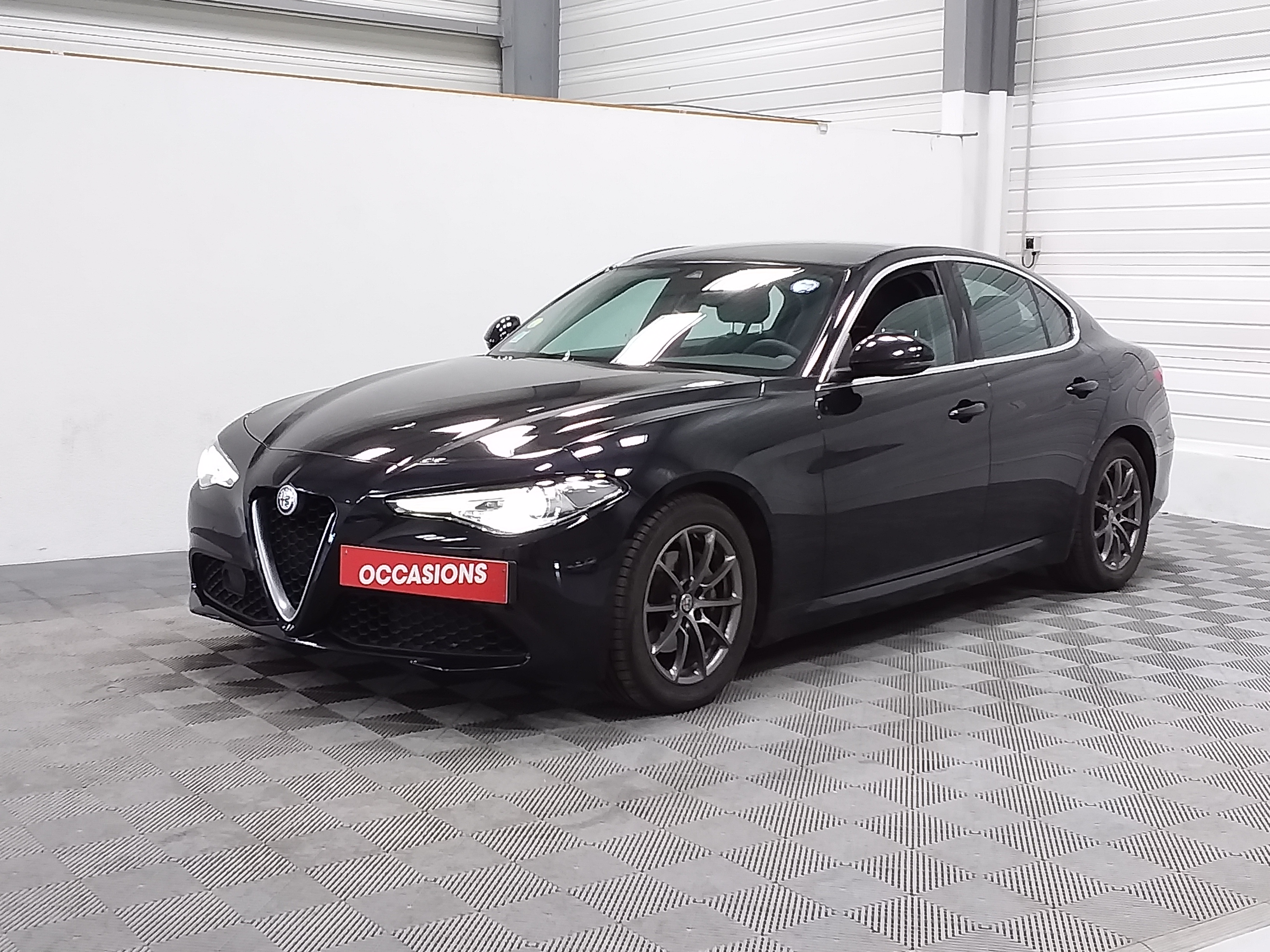 Photo du véhicule ALFA ROMEO GIULIA 2.2 150 ch AT8 Super